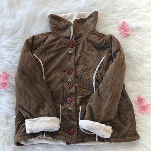 Cute brown Gymboree Coat 🤎